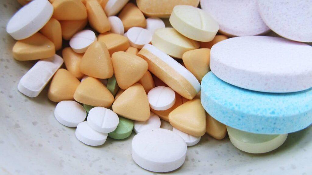 Prescription drugs and opioids.